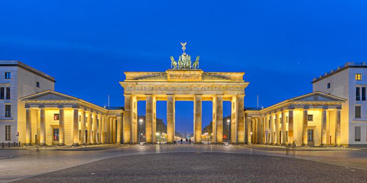 Jeden den v Berlíně dle vlastního uvážení: nákupní horečka, památky a kultura