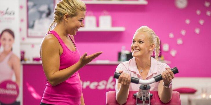 Cvičte efektivně: 10 vstupů na kruhový trénink v dámském fitness