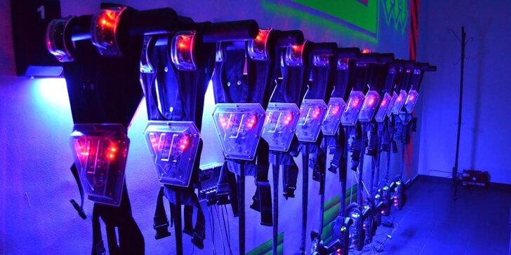 Zábava nezná hranic: 40 minut lasergame ve čtyřech polských arénách