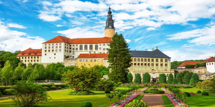 Jednodenní poznávací výlet za nejkrásnějšími hrady a zámky německého Saska