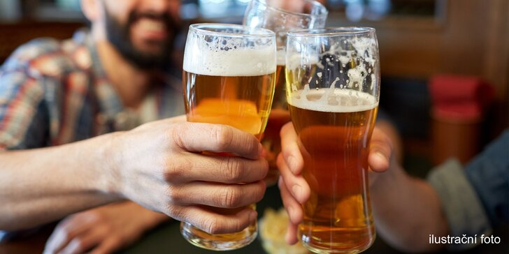 To nejlepší z čepu: 3 vychlazená piva Páter