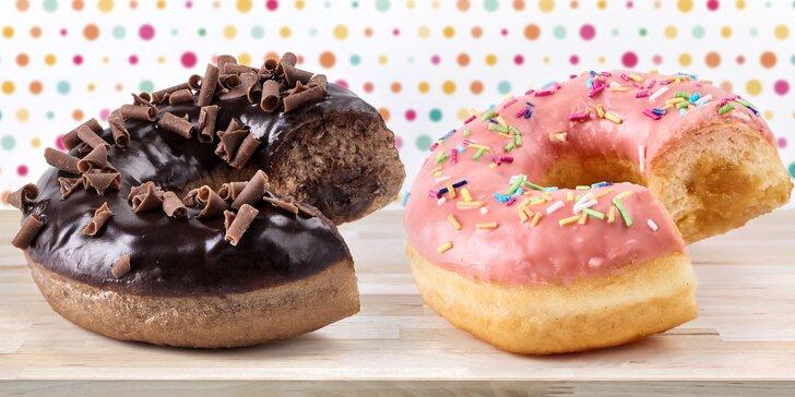 Láska na první sousto: 3 nebo 6 poctivě naplněných donutů ze Star Donuts