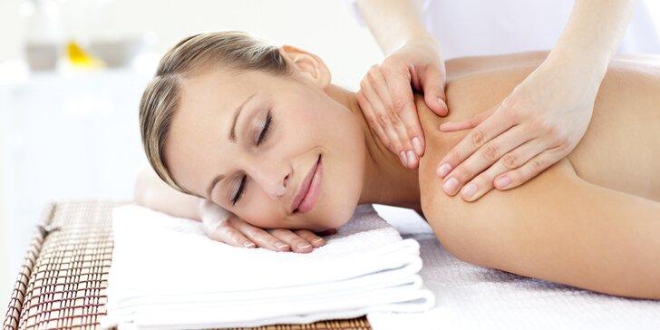 Reflexní masáž dle výběru v luxusním prostředí salonu Nice Time Spa