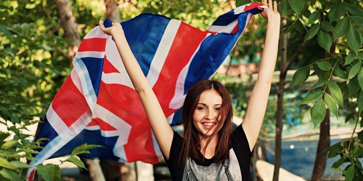 Zaspeakujte si: Celodenní anglická konverzace s výletem