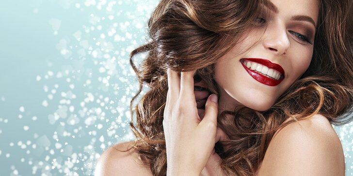 Střih nebo kompletní kadeřnický balíček pro všechny délky vlasů
