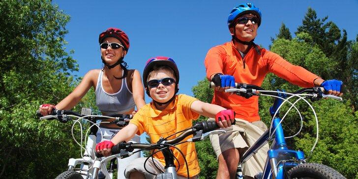 S dětmi hurá na Lipno: Rodinná dovolená s polopenzí a řadou sportovních aktivit