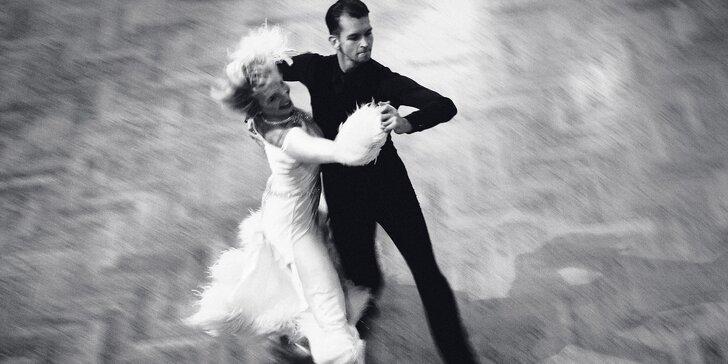 Prázdninová výuka latinskoamerických a standardních tanců