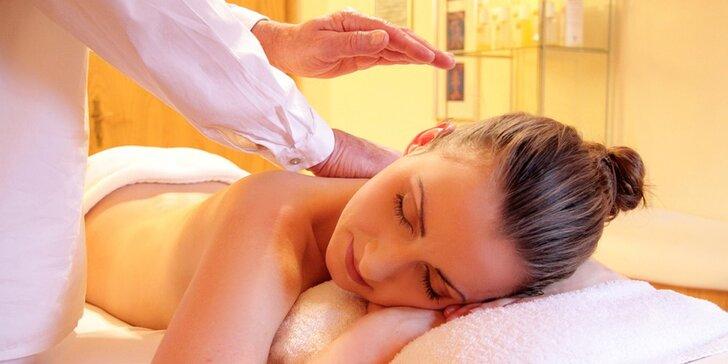 Hodinová masáž od Nevidomých masérů dle vlastního výběru