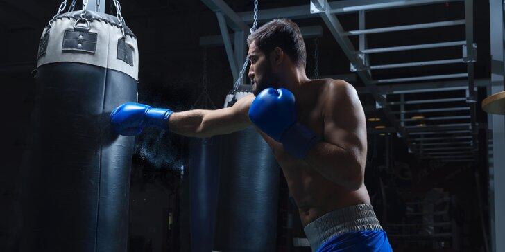 3 lekce kruhového tréninku, boxu nebo muay thai + 3x iontový nápoj