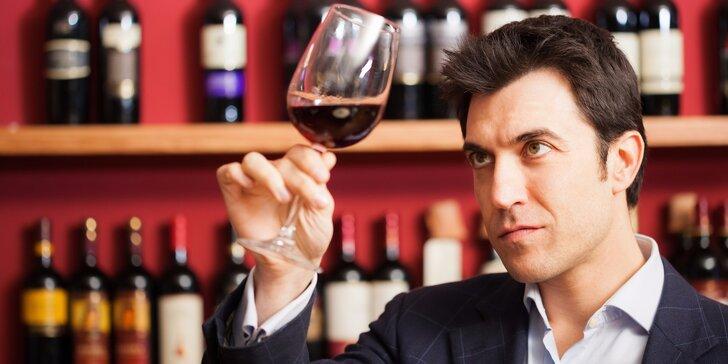 Degustace španělských červených vín Rioja a delikatesy pro 2