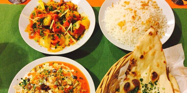 Indie na talíři: tradiční dobroty pro vegetariány i masožravce