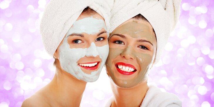 Relaxační dámská jízda pro dvě s kosmetikou, masáží a lymfodrenáží