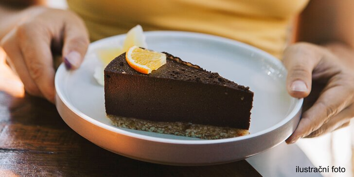 Mlsejte zdravě: RAW košíček a dort s domácí limonádou dle výběru