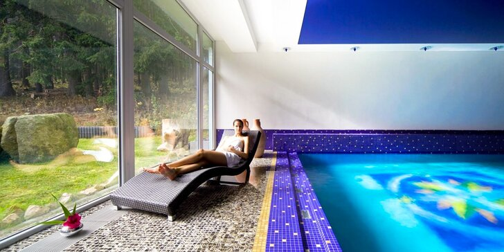 Nechte se rozmazlovat ve Spa & Wellness Hotelu St. Moritz v Mariánských Lázních