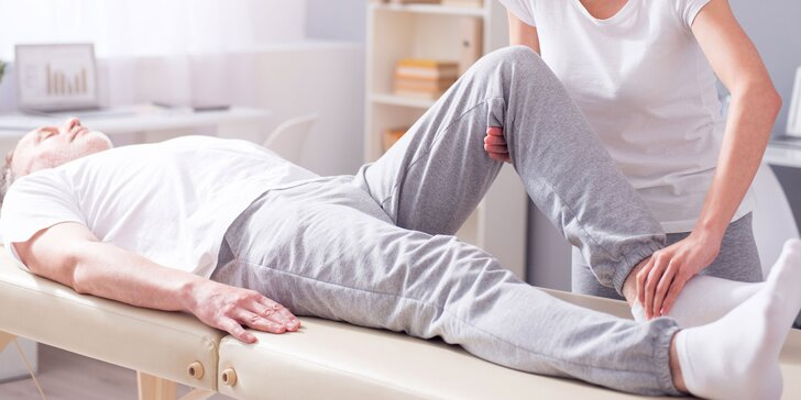 Postavte se ke svým zádům čelem: Konzultace s fyzioterapeutem a následná terapie