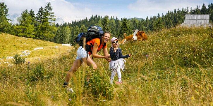 Rodinné zážitky v Krkonoších: polopenze, masáže, wellness, fitness i minizoo