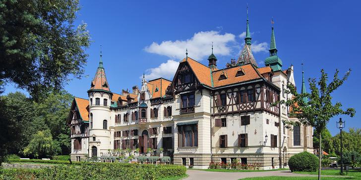 Pobyt plný zážitků v baťovském Zlíně: wellness, skvělé jídlo a zábava na jedničku