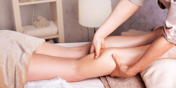 Řádný odpočinek: Relaxační masáž nebo manuální lymfodrenáž