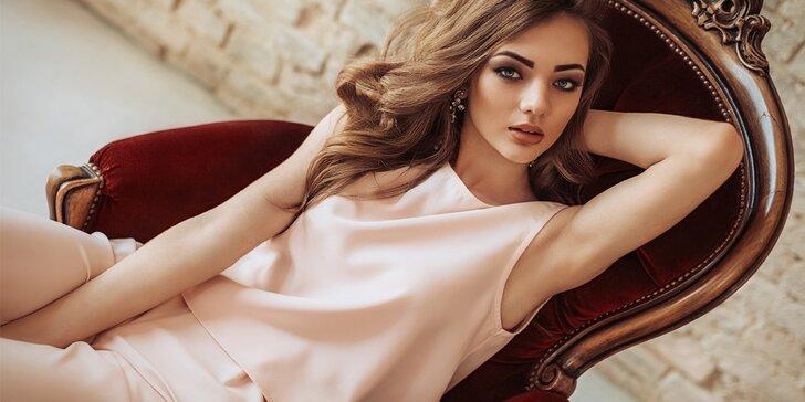 Každá žena si zaslouží péči: 2 hodiny na kosmetice, manikúře a masáži
