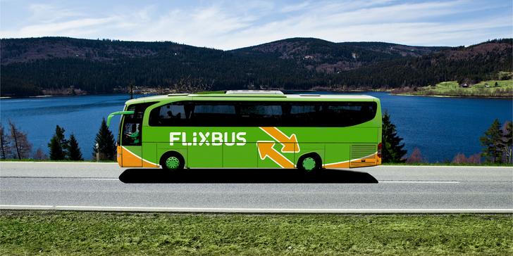 Zeleným busem po Evropě: kupon na 10% slevu na mezinárodní jízdenky FlixBus