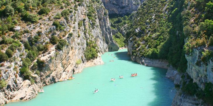 Za krásami Francie: Provence, Marseille, ostrov If i Cannes a Monaco vč. snídaně