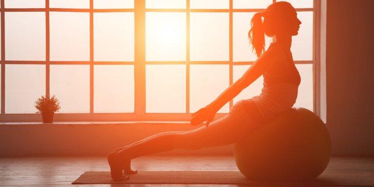 Protáhněte tělo na hot józe v Domě jógy na Vinohradech