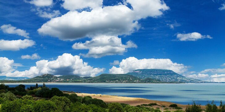 Za maďarskou přírodou: Pobyt u Balatonu s neomezeným wellness a polopenzí