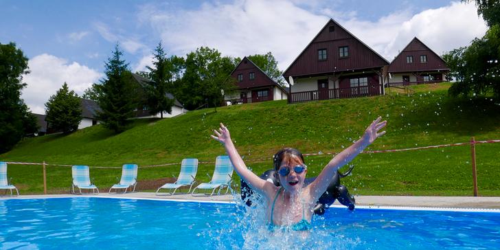 Hurá do Krkonoš: Pobyt až pro 6 osob s možností zábavného rodinného programu