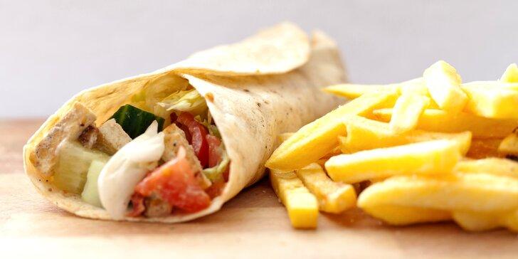 Což takhle dát si veganský oběd: polední menu z Veganolu vč. rozvozu