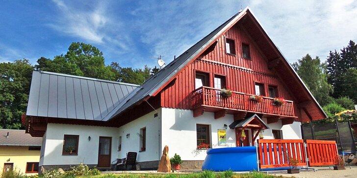 3 či 8 dnů v Krkonoších: Vybavené apartmány Nedrik pro 2 osoby