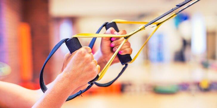 Kondiční intervalový trénink pro tělo z oceli - 1 lekce či permanentka na 10 vstupů