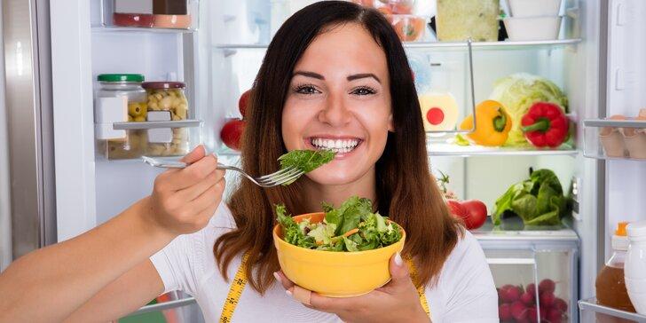 Měsíční program - Výživa a zdravý životní styl ve studiu Life Energy