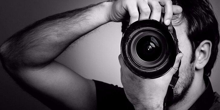 Kurz fotografování - praktický 6hodinový workshop pro začátečníky