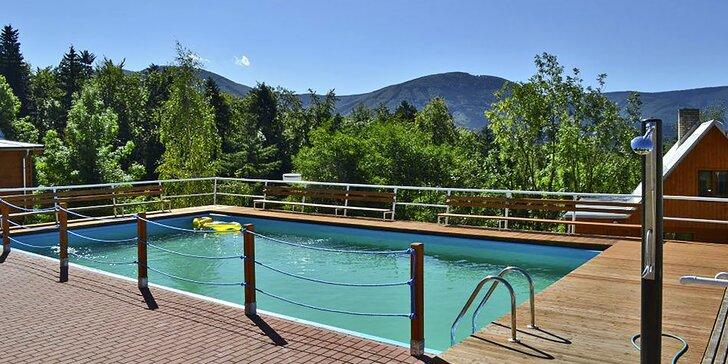 Podzim v Beskydech: polopenze, sport a relax v sauně i slaném bazénu