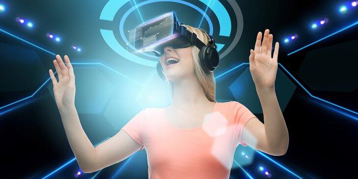 60 minut v jiném světě: virtuální realita na konzolích PS4 VR nebo HTC Vive