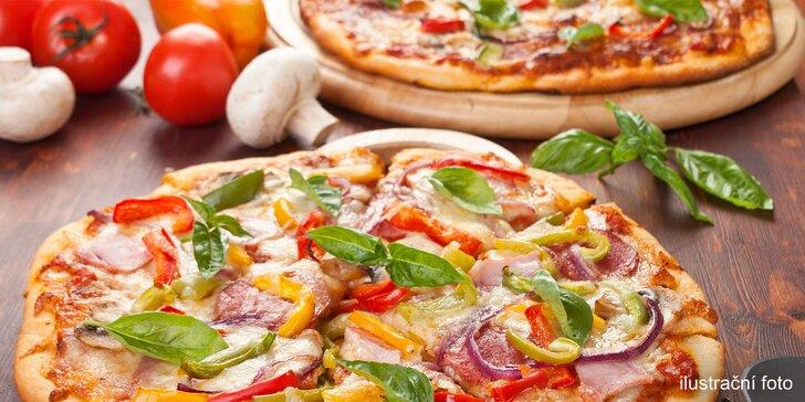 Objevte Itálii v srdci Frýdlantu: Dvě skvělé pizzy v přepychové restauraci