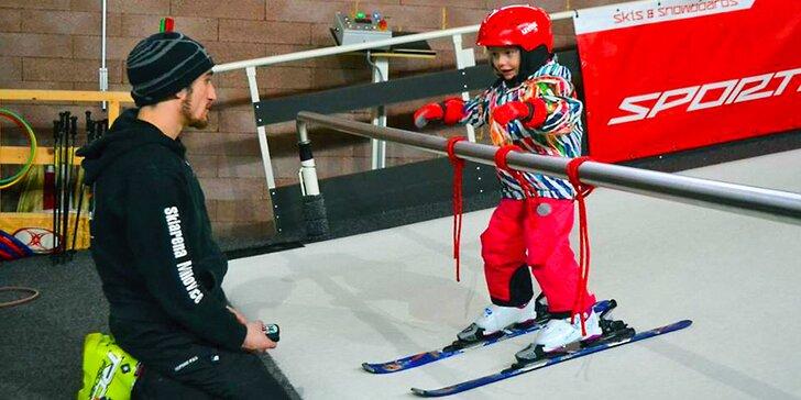 Celoroční lyžařská škola – nejlepší způsob výuky u profíků