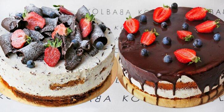 Sladké léto s dorty z brněnské Kolbaby: na výběr Míša a Stracciatella