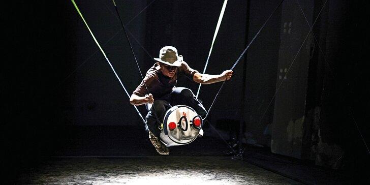 Lístky na KoresponDance: Mezinárodní festival tance na Zámku Žďár nad Sázavou