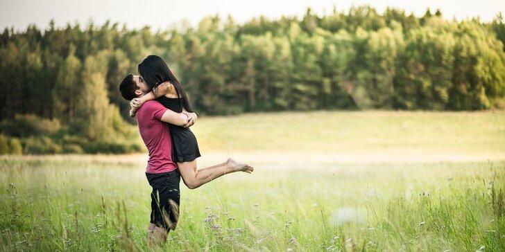 Profesionální exteriérové fotografování pro jednotlivce i rodiny