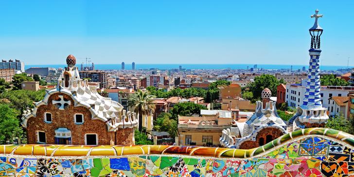 Letecky do Barcelony: Navštivte město, klášter Montserrat i fotbalový stadion