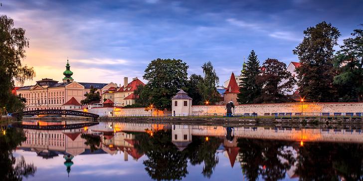Podzim v centru Českých Budějovic: kouzelný hotel s kvalitní gastronomií