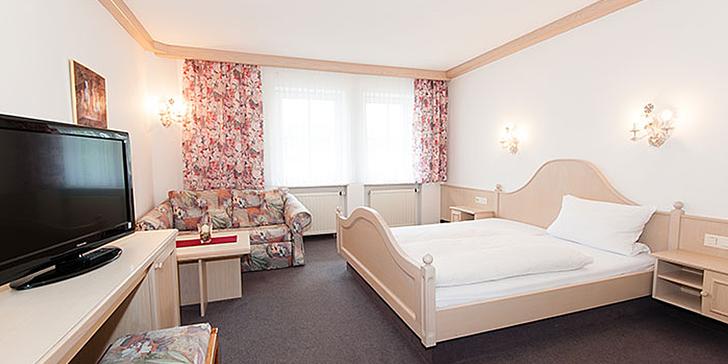 Poznejte německou Šumavu: 2 - 3 noci v malebném hotelu se stravou i wellness
