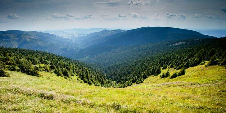 Do Jeseníků s rodinou: prázdninová pohoda s polopenzí v domácím penzionu