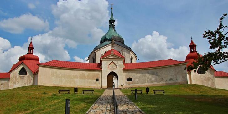 Podzimní poznávání Žďárských vrchů s polopenzí + dítě do 11.9 let zdarma