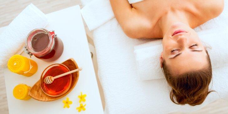 Aktivní i relaxační pobyt na Vysočině s polopenzí, palačinkou a medovou masáží