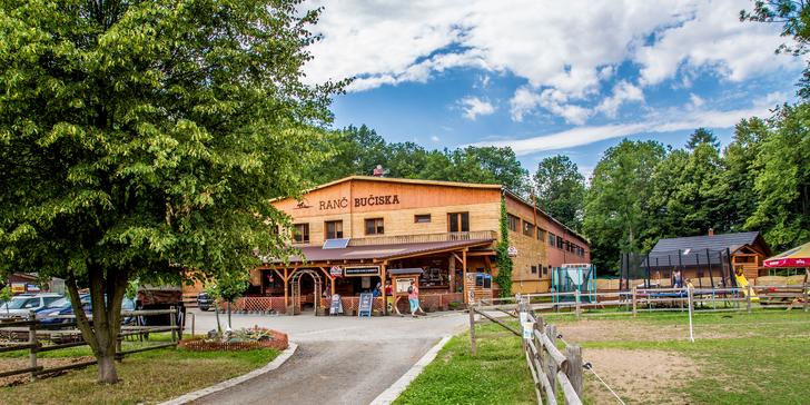 Dovolená na koňském ranči v Beskydech: Apartmány a kovbojská i valašská večeře