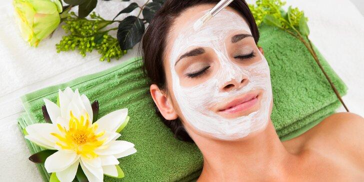 Den ve stylu Pretty Woman - kosmetické ošetření obličeje, masáž a lymfodrenáž
