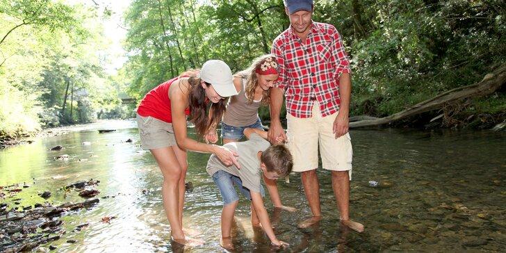 Letní rodinná dovolená v Rokytnici: polopenze, bazén a nádherné okolí