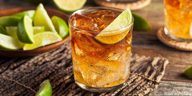 Připijte si na zdraví: Božkov Tuzemák, Captain Morgan Spiced či Diplomatico